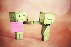Cute I love you note