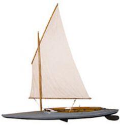 Shrimp – Norfolk Sailing Punt