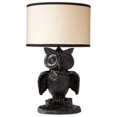 Patch Owl Lamp