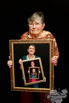 4 generations 1 by Fotografie Berbel, via Flickr -- not really a craft, but cool idea!