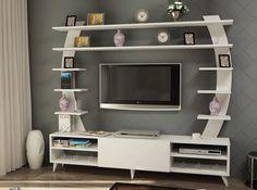 Best 35 modern TV cabinets Designs for living room interior 2019 Modern Tv Cabinet, Modern Tv Wall Units, Tv Unit Furniture, Room Furniture Design, Tv Wanddekor, Tv Wall Cabinets, Tv Unit Decor, Living Room Tv Unit Designs, Tv Wall Design
