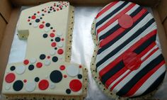Specialised Celebration Cakes 18th Birthday Cakes Sweet and