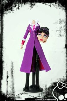 one of the newest Monster High dolls