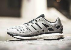 Adidas Energy Boost 2 Mede rico verde / negro / Neon verde adidas