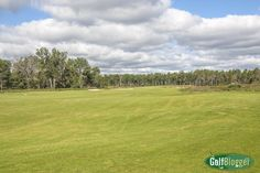 The Loop At Forest Dunes golf course under construction.