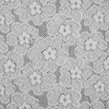 Ivory+Floral+Crochet+Lace