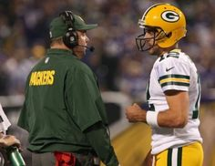 Rodgers & Coach McCarthy