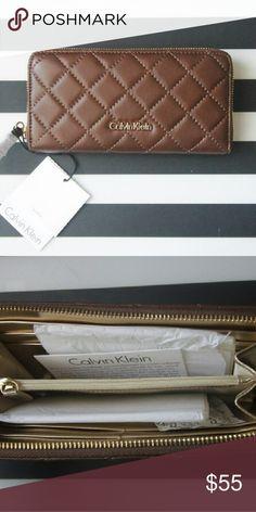 Calvin Klein leather wallet Beautiful brand new Calvin Klein leather wallet Calvin Klein Bags Wallets