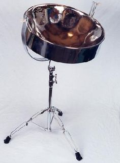 The Steelpan is the national instrument of Trinidad and Tobago