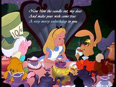 alice in wonderland unbirthday cake - Google Search