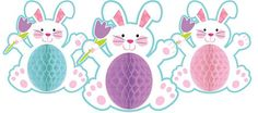 Easter Decorations - Easter Wall, Table & Lawn Decorations - Party City