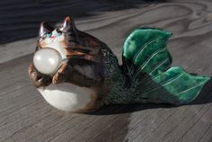 Catfish by Dragonware on Etsy