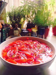 Vegan Vegetarian, Thai Red Curry, Izu, Ethnic Recipes, Food, Diet, Essen, Meals, Yemek