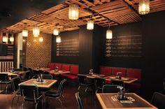 Kaper Design; Restaurant & Hospitality Design: Fish Shack