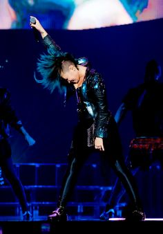 Demi Lovato performing at The Prudential Center in Newark, New Jersey - October 25, 2014.
