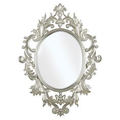 "Louis Wall Mirror. I'd feel like the evil queen in Snow White ""mirror mirror on the wall"" love it!"