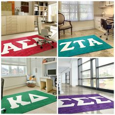 Why Fraternities Use Greek Symbols. Greek was chosen as the language as Philosophy is the guide of life. Greek Logo Rugs at Rug Rats. Free Samples & Quotes.