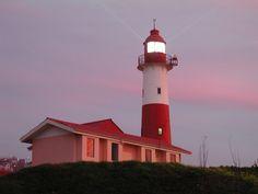 Punta Ángeles lighthouse [1908 - Valparaíso, Valparaíso, Chile]