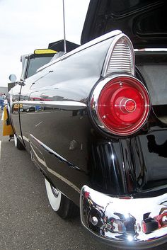 1956 Ford..Re-pin brought to you by agents of #Carinsurance at #Houseofinsurance in Eugene, Oregon
