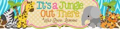 It's a Jungle Out There!: I-Pad Apps You Can Use in The Classroom!