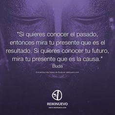 Buda nos invita a reflexionar sobre nuestro pasado, presente y futuro... http://reikinuevo.com/pasado-presente-futuro-buda/