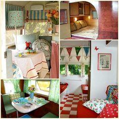 Vintage camper.......