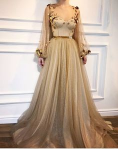 2018 Chic A-line Scoop Prom Dresses With Sleeve Gold Long Pr.- 2018 Chic A-line Scoop Prom Dresses With Sleeve Gold Long Prom Dress Evening Dresses 2018 Chic A-line Scoop Prom Dresses With Sleeve Gold Long Prom Dress Evening Dresses - Gold Prom Dresses, Prom Dresses Long With Sleeves, A Line Prom Dresses, Cheap Prom Dresses, Dresses Dresses, Kohls Dresses, Long Dresses, Casual Dresses, Dresses Online