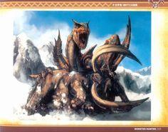 monster hunter artbook - Buscar con Google