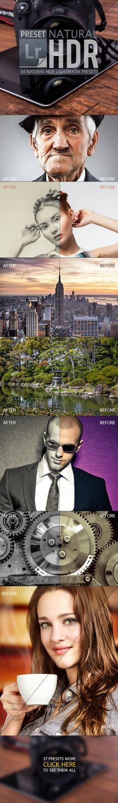 Natural HDR Lightroom Presets Addons LRTemplate. Download here: http://graphicriver.net/item/natural-hdr-lightroom-presets/4722373?s_rank=925&ref=yinkira