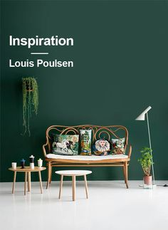 Check out all our inspirational boards at our Louis Poulsen Pinterest page. Get inspired to use our iconic lamps by danish designers in your own home décor.