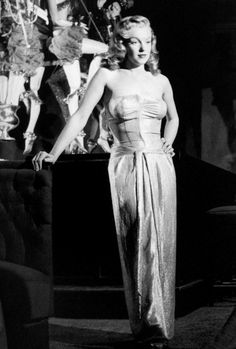 Marilyn Monroe photographed by J.R. Eyerman, 1948.