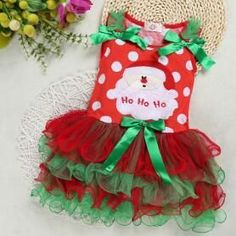 New red color dot Children's clothing baby girls princess dress Christmas dress up for girls ,kids baby party clothes