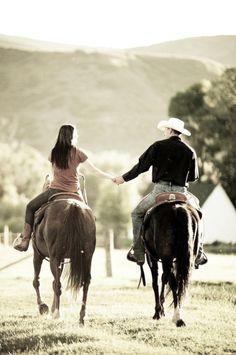 Amor vaquero