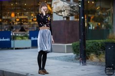 STYLE DU MONDE / London Fashion Week FW 2016 Street Style: Anya Ziourova  // #Fashion, #FashionBlog, #FashionBlogger, #Ootd, #OutfitOfTheDay, #StreetStyle, #Style