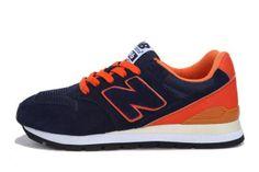 reputable site 6b2cf 47198 Where Can I Buy New Balance 996 Classics Mens Trainers Navy Orange shoe  online shops Australia