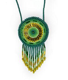 Collar   Arte Huichol