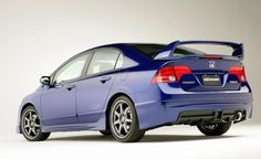 Civic Si Sedan Honda approved - http://autotras.com