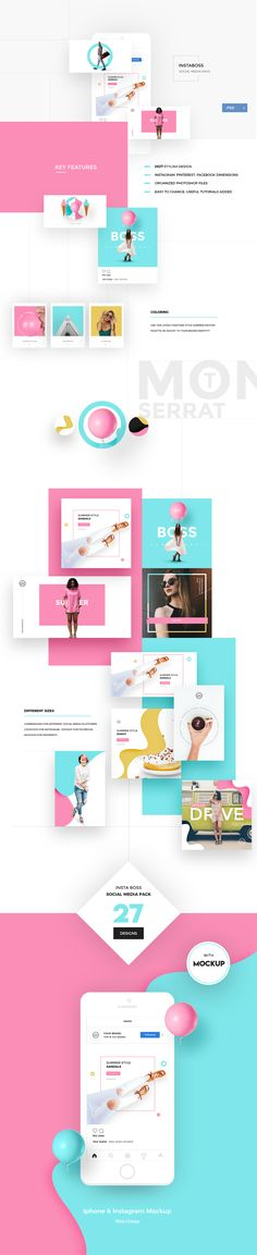 "Check out my @Behance project: ""InstaBoss Social Media Pack"" https://www.behance.net/gallery/53840095/InstaBoss-Social-Media-Pack"
