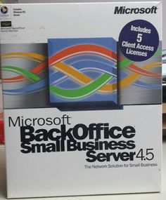 Includes Windows NT!!