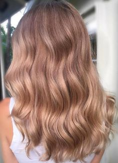 Rose Gold Hair Color Ideas …
