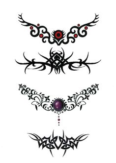 Image detail for -Ring Tattoo Designs | Tribal Ring Tattoo Designs