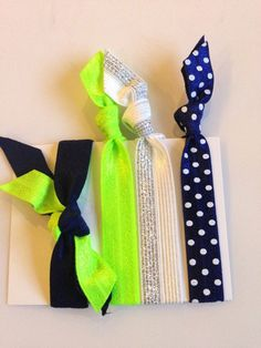 Seahawks fun pack $10.00 @sassyknots.com Super Bowl bound