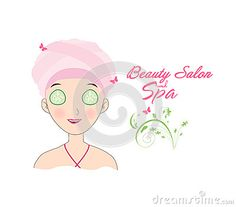 Beauty salon and spa for design
