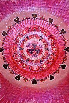 Pretty in Pink by Danita Clark