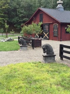 Country Living ~ Roseview Dressage, Millbrook, NY.
