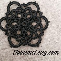 Needle Tatting and other Nonsense