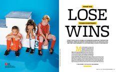 Boston Globe Magazine / spreads - martin gee