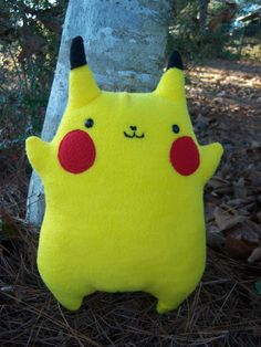 Pikachu pillow- I got one of these for my daughter when she was 4 and she still has it!