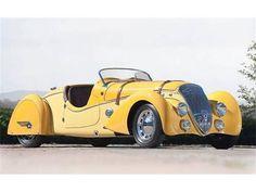 §§º§§ 1938 Peugeot 402 Darl'mat Legere Special Sport Roadster Luxury Sports Cars, Retro Cars, Vintage Cars, Antique Cars, Amelia Island, Supercars, Le Mans, Auto Peugeot, Automobile