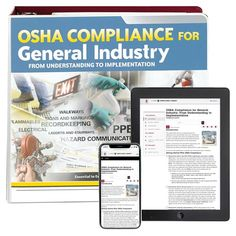OSHA Compliance for General Industry : From Understanding to Implementation / J.J. Keller & Associates; Occupational Safety and Health Administration. J.J. Keller, 2017 #SDDOEBibliography Aug 2018